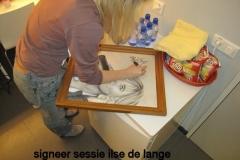 Ilse-de-lange Signeer sessie