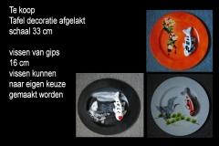 tafeldecoratie-schaal-met-vis-van-gips